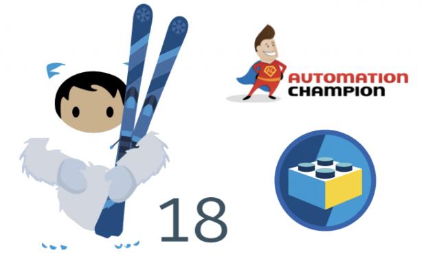 Salesforce Winter'18 release dumps